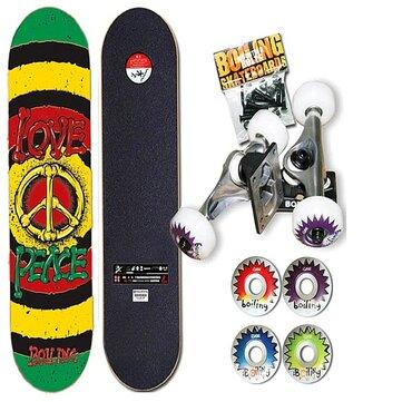 ブランドBoling Mapleスケートボードスポーツ用品Intermediate Skateboard