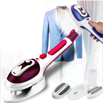 How can I buy 800W Mini Handheld Garment Steamer Portable Travel Steam Iron Temp 3 Levels Adjustable For Home And Business Travel with Bitcoin