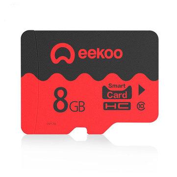Eekoo 256 GB / 128 GB / 64GB/32GB/16GB/8 GB C10 U3 Cartão de Memória Cartão de Memória TF