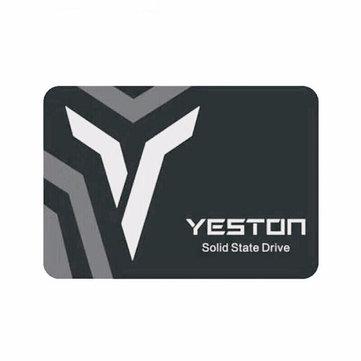 Yeston SSD SATA3 6 Gbps Disco rigido TLC a stato solido ad alta velocità Disco rigido interno 60/120/240 / 500GB