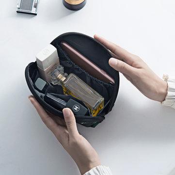 Honana BX-995 Cuarto de baño impermeable bolsa de almacenamiento de maquillaje viaje cosméticos bolso organizador de lavado bolsa de tocador