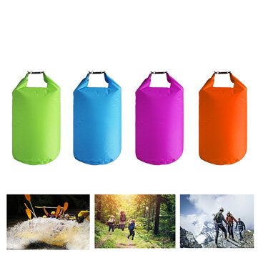 How can I buy 5L Floating Waterproof Dry Bag Roll Storage Bag Rucksack Outdoor Camping Travel Kayak Canoeing Fishing Sailing Drift Bag with Bitcoin