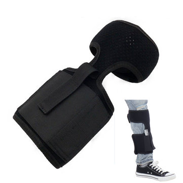 Outdoor Tactical Beam Leg Pouch Multifunctional Universal Invisible Leg Bag Breathable Leg Kit