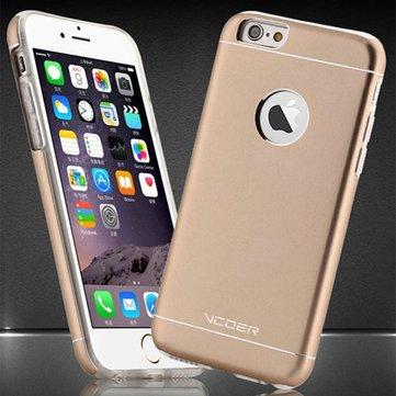 VCOER Nhôm TPU Series Bảo vệ Vỏ chống trầy xước cho iPhone 6 6S 6Plus 6S Plus