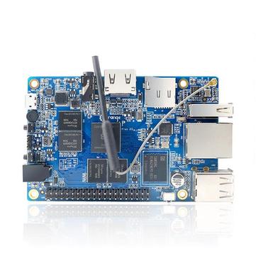 Orange Pi Plus 2E H3 Quad Core 1.6GHZ 2GB RAM 4K Open Source Development Board Mini PC