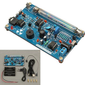 Geekcreit ประกอบ DIY Geiger Counter ชุด โมดูล Miller หลอด GM หลอด เครื่องตรวจจับรังสีนิวเคลียร์ Geekcreit สำหรับ Arduino - ผลิตภั