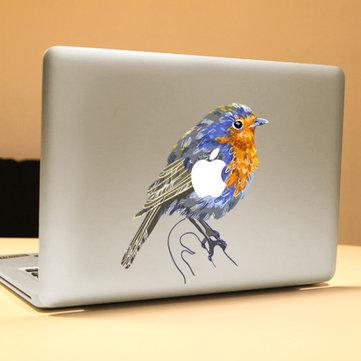 PAG Cute Little Sparrow Dekorativ Laptop Dekal Fjernbar Boble Gratis Selvklebende Hud Klistremerke