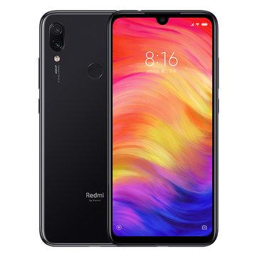 Xiaomi Redmi Nota 7 48MP Dupla Câmera 6.3 4GB 64GB RAM 660GB ROM Snapdragon 4 Octa Núcleo XNUMXG Smartphone