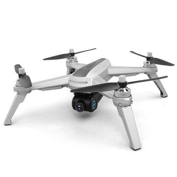 JJPRO X5 5G WIFI FPV Brushless With 1080P HD Camera Point of Interest GPS RC Drone Quadcopter RTF