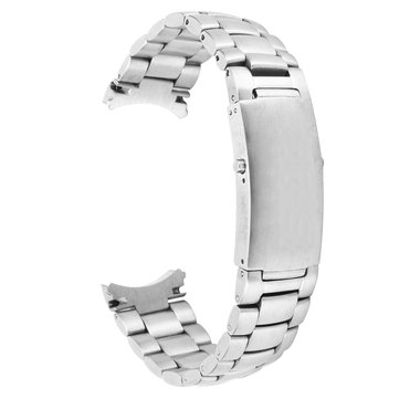 22mm Watch Band Polished Stainess Steel For Omega Seamaster Planet Ocean 007