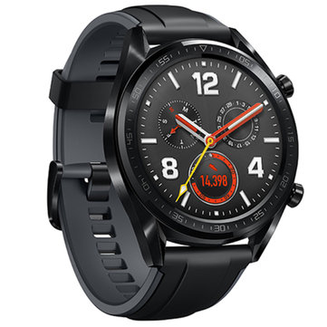 Original Huawei WATCH GT Sports Version 1.39' AMOLED Heart Rate Sleep Report 5ATM GPS/GLONASS 15Days Battery Life Smart Watch