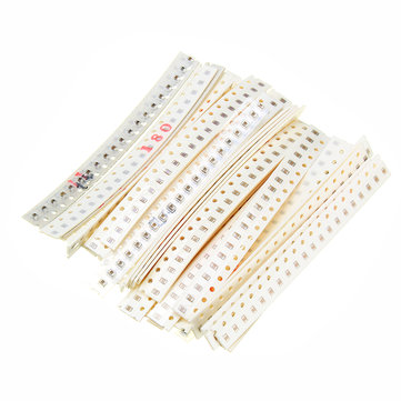 Buy 720Pcs 0805 SMD Ceramic Capacitor Assorted Kit 1pF~10uF 36 Values 20 Each Samples Kit Electronic Diy Kit with Litecoins with Free Shipping on Gipsybee.com