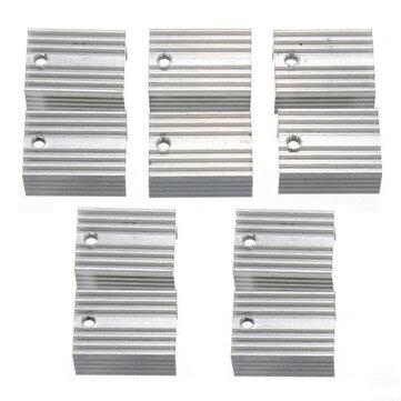 Aluminum Heat Sink Heat Sink TO-220 L780xCV Three Terminal Positive Voltage Regulator