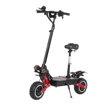 LAOTIE ES18 60V 31.2Ah 2800W*2 Dual Motor Foldable Electric Scooter