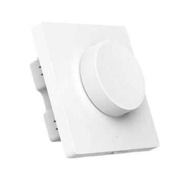 Xiaomi Yeelight Smart bluetooth Dimmer Interruttore luce parete remoto Controllo AC220V