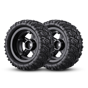 Remo P6973 gumové RC auto pneumatiky pro 1621 1625 1631 1635 1651 1655 RC modely vozidel