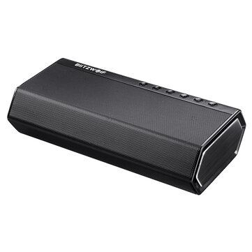 BlitzWolf® BW-AS2 40W 5200mAh Double Driver Wireless bluetooth Speaker 30W Strengthened Upward Bass Hands-free Aux-in Speaker