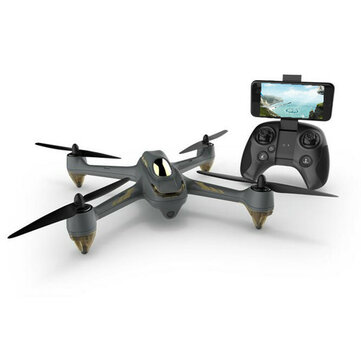 Hubsan H501M X4 Waypoint WiFi FPV Brushless GPS With 720P...