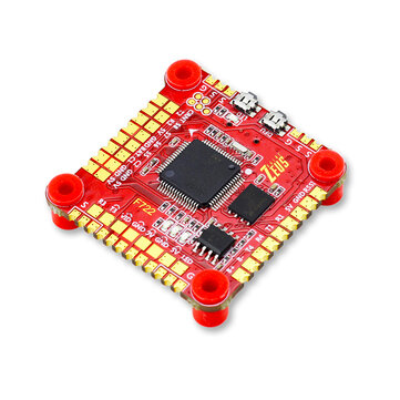 30.5mm HGLRC Zeus F722 MPU6000 3-6S F7 betaflight INAV Flight Controller w/OSD Barometer BLACKBOX 5UARTS For DJI Air Unit Caddx vista FPV Racing RC Drone freestyle Quad