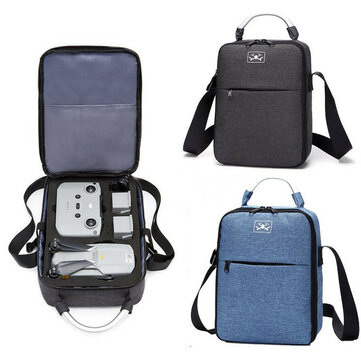 Portable Waterproof Storage Shoulder Bag Travel Carrying Case Box for DJI Mavic Air 2 RC Drone