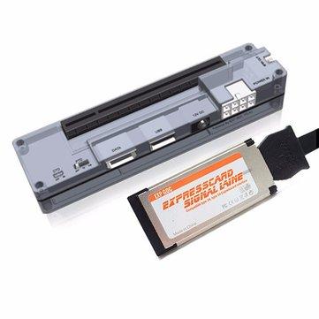 [Expresscard Version] V8.0 EXP GDC Laptop External Independent Video Card Dock