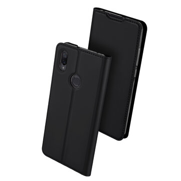 Dux Ducis Flip Shockproof Full Cover PU Leather Protective Case For Xiaomi Mi Play