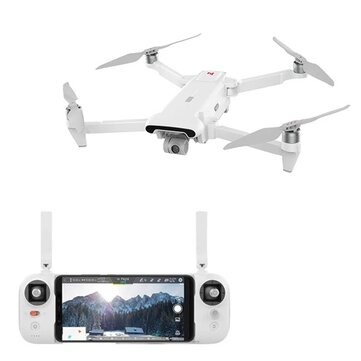 Xiaomi FIMI X8 SE 2020 8KM FPV With 3-axis Gimbal 4K Camera HDR Video GPS 35mins Flight Time RC Quadcopter RTF One Battery Version