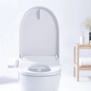 Astonishing Smartmi Multifunctional Smart Toilet Seat Led Night Light 4 Grade Adjustable Water Temp Electronic Bidet From Xiaomi Youpin Machost Co Dining Chair Design Ideas Machostcouk