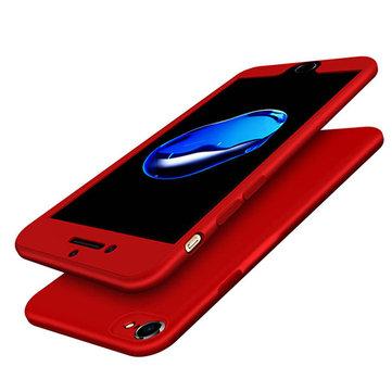 Bakeey ™ 2 i 1 360 ° Full Body Hybrid Front PC + Back Soft TPU Dekselveske til iPhone 7