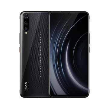 VIVO iQOO 6.41 Inch FHD+ NFC 4000mAh 44W Flash Charge 8GB 128GB Snapdragon 855 4G Gaming Smartphone