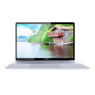 CENAVA F151 Laptop 15.6 inch Intel Core J3355 Intel HD Graphics 500 Win10 6G RAM 128GB SSD Notebook TN Screen - Silver & White