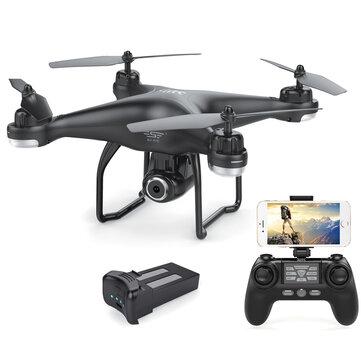 S-SERIES S20W Doble GPS Seguimiento Dinámico WIFI FPV Con 1080P Cámara de Gran Angular RC Drone Cuadricóptero