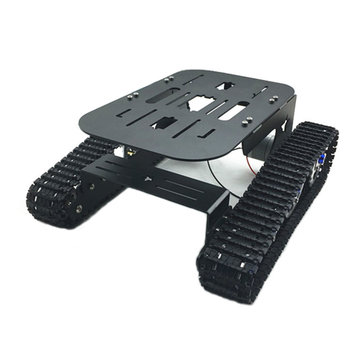 DIY A-19 Smart RC Robot Tracked Car Chassis Tank Kits For Arduino Raspberry Pi