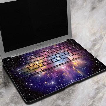 PAG Scattering Nebula Laptop Dekal Klistremerke Bubble Free Selvklebende For Macbook Air 13 tommer