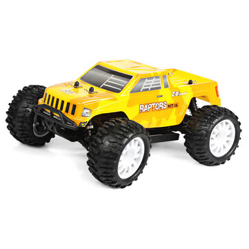 ZD Racing 9053 1/16 2.4G 4WD Brushless Rc Car 40km/h