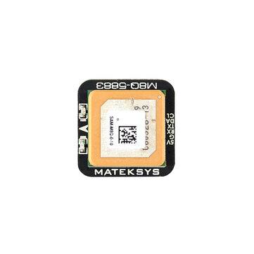 Matek Systems M8Q-5883 SAM-M8Q GPS & QMC5883L Compass Module for RC Drone FPV Racing