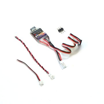 AEORC E-Power BE001 Motor Speed Controller 5A Brushless ESC 1S 2.54mm 3P Molex 2P 3P Cable for RC Airplane FPV Racing Drone