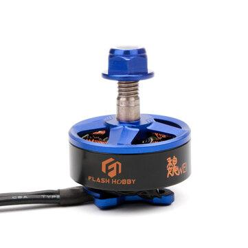 DYS Samguk Series Wei 2207 2300KV 2600KV 3-4S Brushless Motor for RC Drone FPV Racing