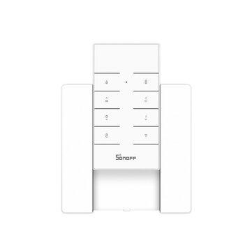 SONOFF® RM433 8 Tombol Kustom Serbaguna 433 MHz RF Remote Control Switch Bekerja Dengan SONOFF RF / RFR3 / Slampher / iFan03 / 4CHProR2 / TX Series / 433 RF Bridge