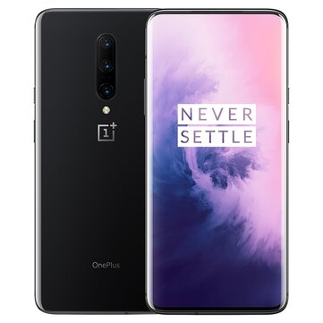 OnePlus 7 Pro 6.64 Inch QHD+ AMOLED 90Hz HDR10+ 4000mAh NFC 48MP Rear Camera 8GB 256GB UFS 3.0 Snapdragon 855 4G Smartphone