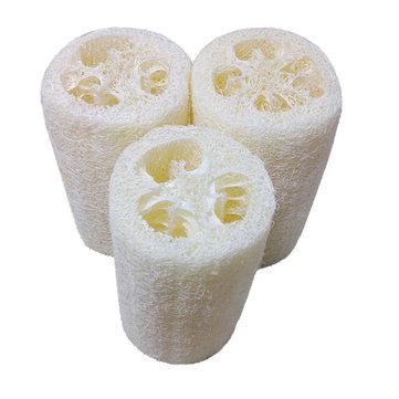 Honana BX Natural Loofah Bath Body vòi hoa sen Sponge Scrubber Pad Bàn chải tẩy tế bào chết toàn thân