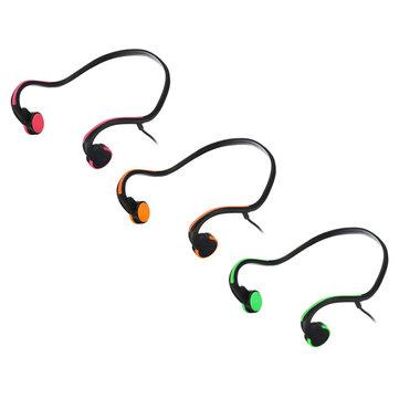 bluetooth Bone Conduction Stereo Open Ear Headphones Headset Earphone Sports For Tablet