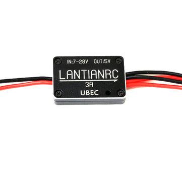 3A UBEC Module Voltage Regulator Module DC 5V 6V 9V 12V For RC Drone FPV Racing Multi Rotor