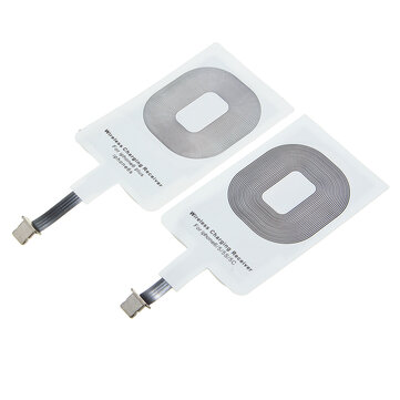 Qi Wireless Charger Charging Receiver Charger Pad Mat For Iphone 5S 5C 6 6plus