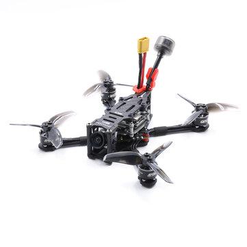 GEPRC PHANTOM HD Toothpick 125mm 2.5 Inch 4S FPV Racing Drone PNP Caddx Vista Nebula DJI Cam 20A ESC F4 FC AIO GR1105 5000KV Motor