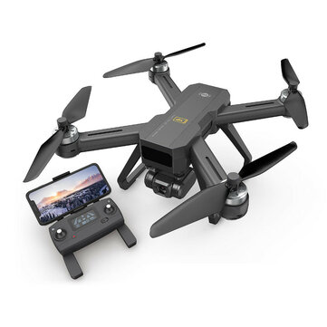 MJX B20 EIS With 4K 5G WIFI Ajustable Camera Optical Flow Positioning Brushless RC Quadcopter Drone RTF