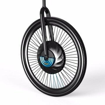 IMortor 26 Pulgadas MT1.9 3 en 1 Inteligente Rueda de Bicicleta de Imán Permanente Sin Escobillas DC Batería de Motor