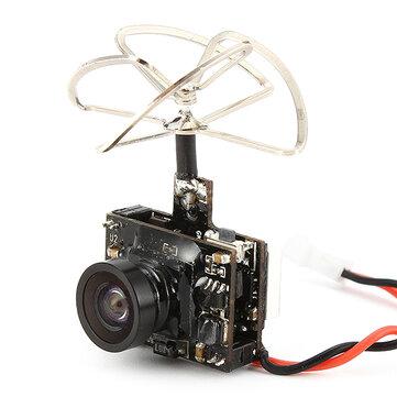 Eachine TX03 NTSC Super Mini 0/25mW/50mW/200mW Switchable AIO 5.8G 72CH VTX 600TVL 1/3 Cmos FPV Camera