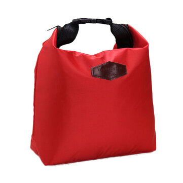 Insulated Cooler Waterproof Lunch Storage Picnic Bag