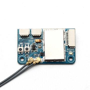 Máy thu Flysky X6B 2.4G 6CH i-BUS PPM PWM cho máy phát AFHDS i10 i6s i6 i6x i4x